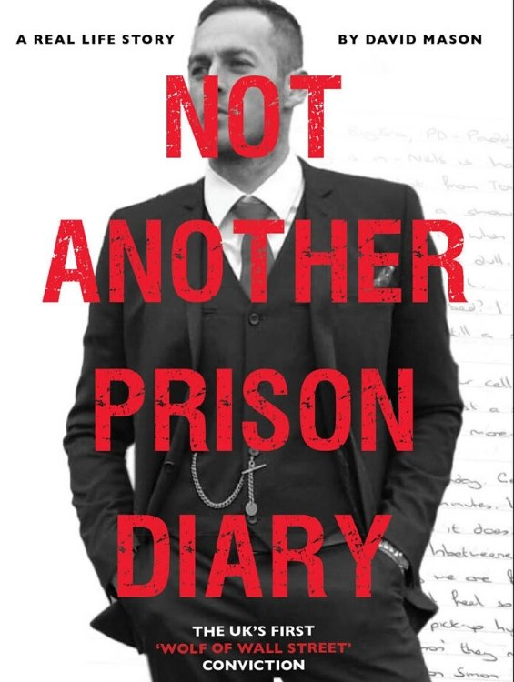 Not another prison diary prison diaries story